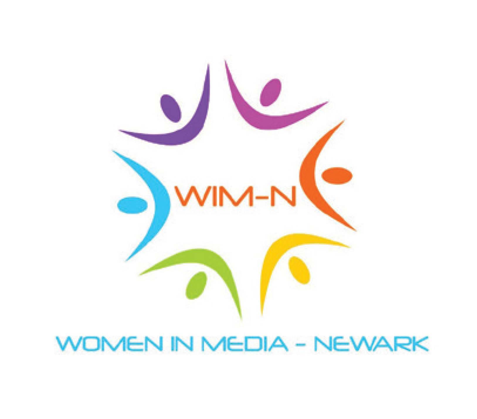 Women in Media - Newark logo