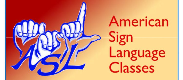 American Sign Language Classes – Newark Public Library