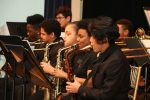 Science Park High School Jazz Orchestra close up 2