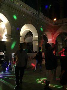 afterwork dance party