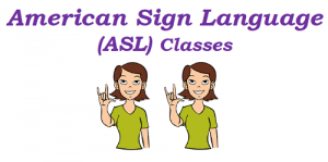 American Sign Language Classes (ASL) Beginners Level I @ Auditorium, 4th Floor | Newark | New Jersey | United States