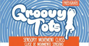 Groovy Tots Sensory Movement Class @ Branch Brook Branch Library | Newark | New Jersey | United States