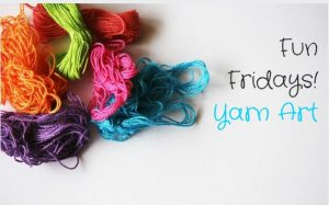 Fun Fridays! Yarn Art @ North End Branch | Newark | New Jersey | United States