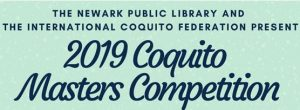 The Newark Public Library and The International Coquito Federation present: 2019 Coquito Masters Competition @ Centennial Hall | Newark | New Jersey | United States