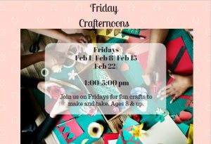 Friday Crafternoons @ Branch Brook Branch | Pittsburgh | Pennsylvania | United States