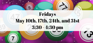 Bingo at The Newark Public Library Clinton Branch @ The Newark Public Library, Clinton Branch | Newark | New Jersey | United States