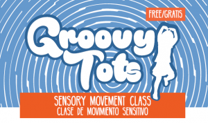 Groovy Tots: Sensory Movement Class @ The Newark Public Library, Springfield Branch | Newark | New Jersey | United States