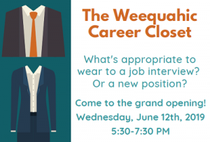 Weequahic Career Closet - Grand Opening @ The Newark Public Library, Weequahic Branch | Newark | New Jersey | United States