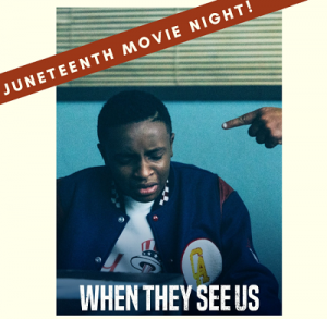 Juneteenth Movie Night - Part 2 @ The Newark Public Library, JBAAR | Newark | New Jersey | United States