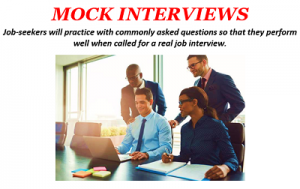 Mock Interviews @ The Newark Public Library, Third Floor Technology Training Center | Newark | New Jersey | United States