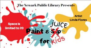 Kids Paint & Sip @ Vailsburg Branch Library