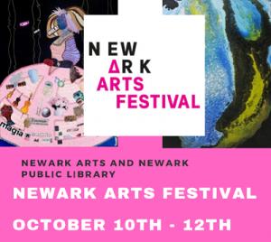 Newark Arts Festival Events at NPL @ The Newark Public Library, Van Buren Branch