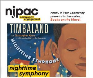 NJPAC In Your Community Presents Books on the Move: Timbaland @ Clinton Branch Library