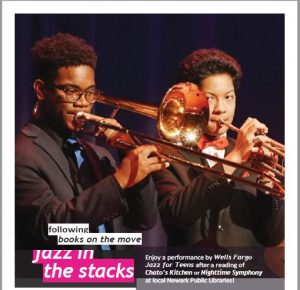 Jazz in the Stacks @ Van Buren Branch Library