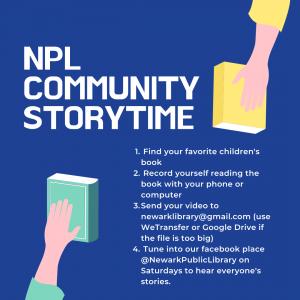 NPL Community Storytime
