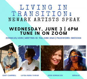 Living in Transition: Newark Artists Speak