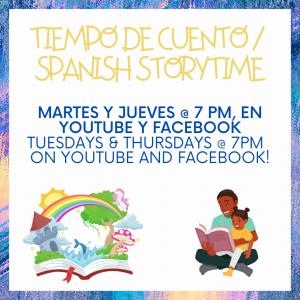 Spanish Bedtime Storytime