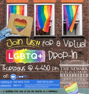 LGBTQ Drop-In