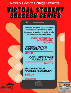 Virtual Student Success Series