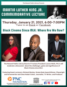 Martin Luther King Jr. Commemorative Lecture