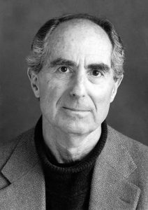 Portrait of Philip Roth by Nancy Crampton
