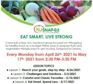 Eat Smart, Live Strong