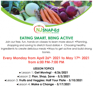 Eating Smart, Being Active
