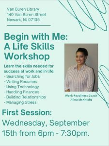Begin with Me: A Life Skills Workshop